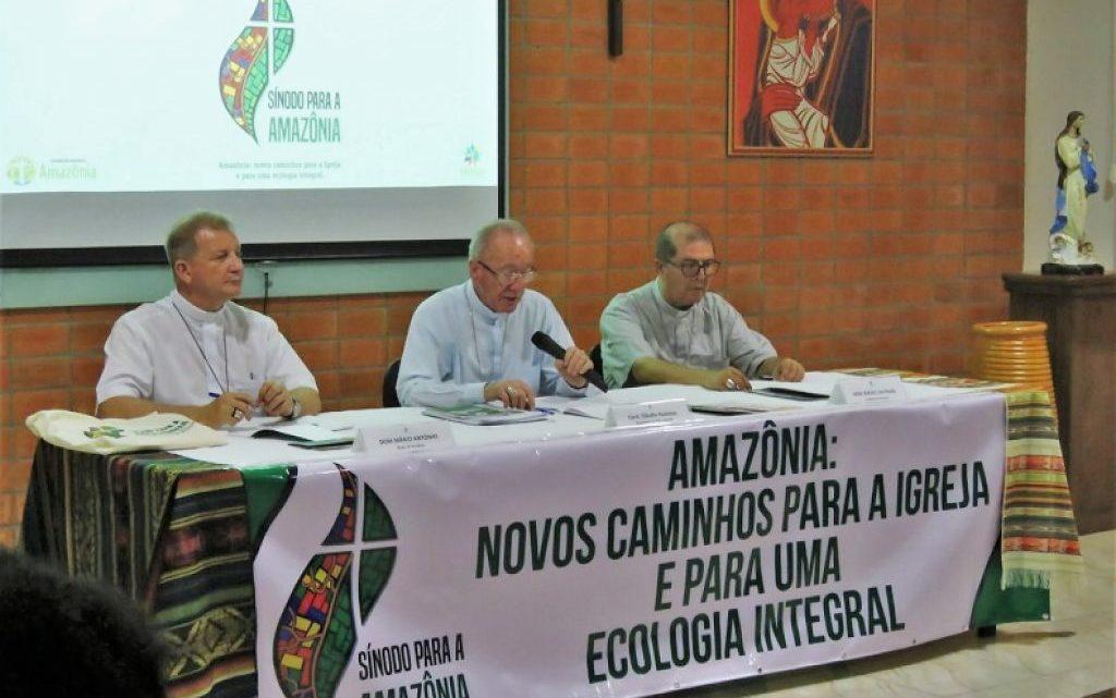 O Sínodo da Amazônia a caminho do socialismo ecológico
