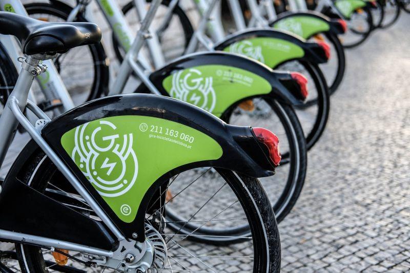 Lisboa | Mais bicicletas a pedalar, menos veículos a circular. Câmara quer que mobilidade em Lisboa mude