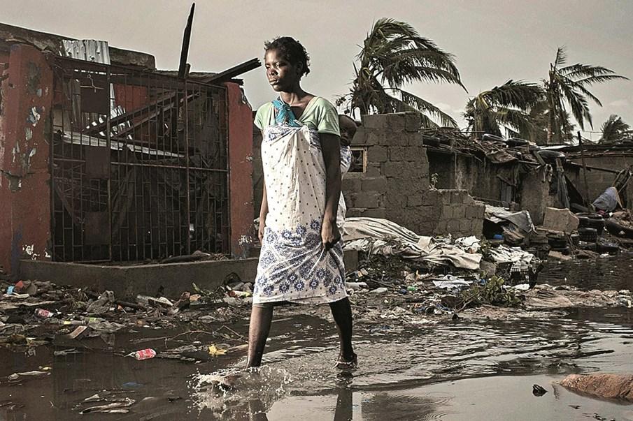 Proteção Civil envia missão humanitária para Moçambique
