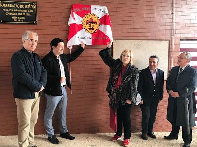 IDV inaugura campos relvados comparticipados pela Câmara Municipal