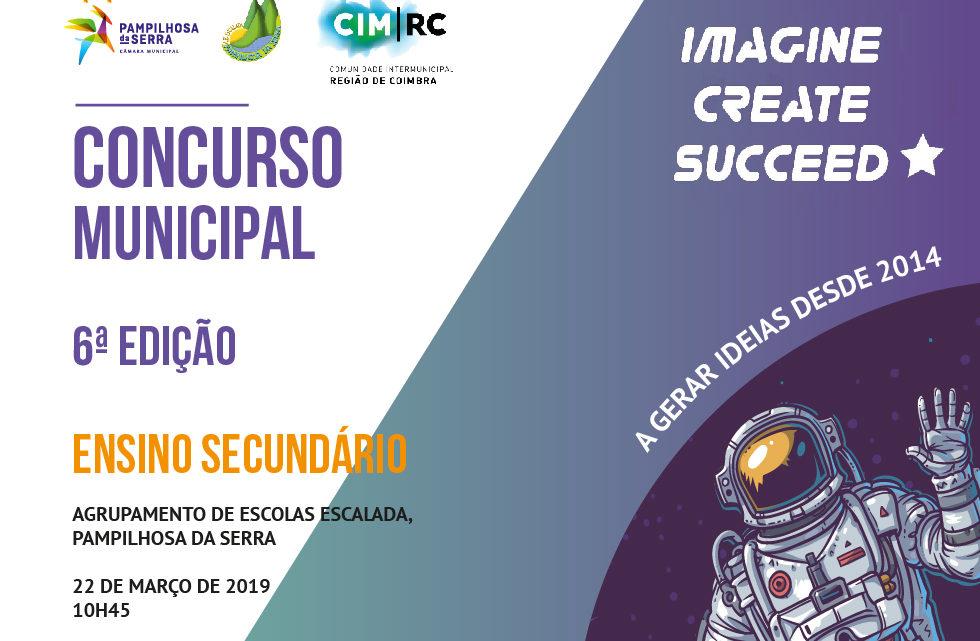 Concurso Municipal de Ideias do Ensino Secundário