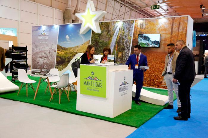 Manteigas promove-se na Bolsa de Turismo de Lisboa   Natureza, aventura e paisagem na BTL 2019