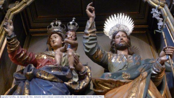Glorioso Patriarca São José — completo em todas as virtudes