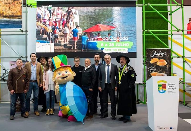 Turismo   O Município de Águeda esteve presente na 31.ª Edição da Bolsa de Turismo de Lisboa   2019