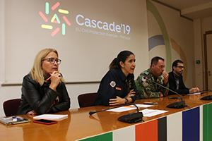 CASCADE'19 – EXERCÍCIO EUROPEU DE PROTEÇÃO CIVIL