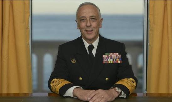 Pombalense Almirante Silva Ribeiro preside às comemorações em Pombal