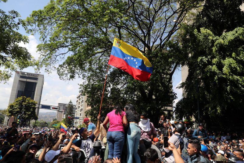 """Mundo   Venezuela: Grupo Internacional de Contacto defende solução """"política, pacífica e democrática"""""""
