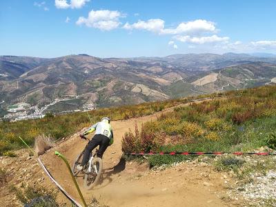 Pampilhosa da Serra | Elite do Downhill já treina em Pampilhosa da Serra