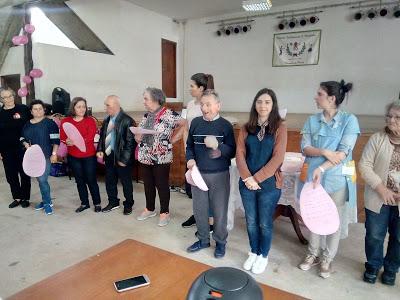Castelo de Paiva | No âmbito do Projecto MICAS – CENTRO SOCIAL DO COUTO MINEIRO DO PEJÃO ASSINALOU ONTEM O DIA DA MÃE