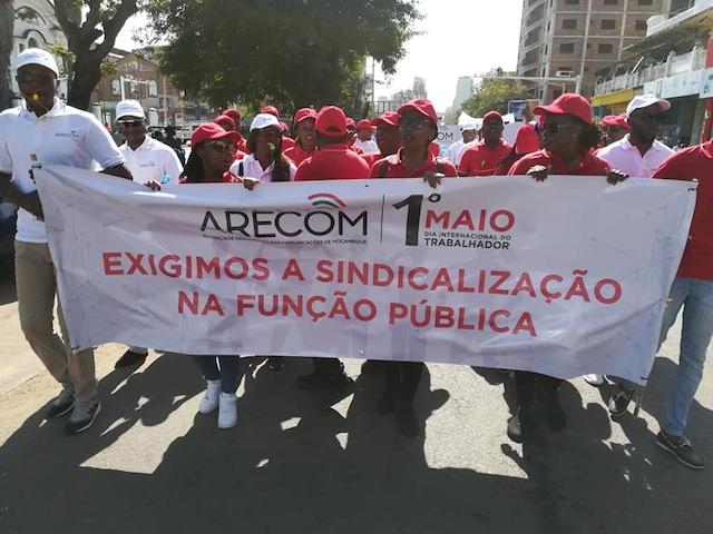 Moçambique | Piores aumentos salariais dos últimos 3 anos desmentem fim da crise económica em Moçambique