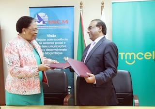 Moçambique | Tmcel recebe Licença Unificada de Telecomunicações