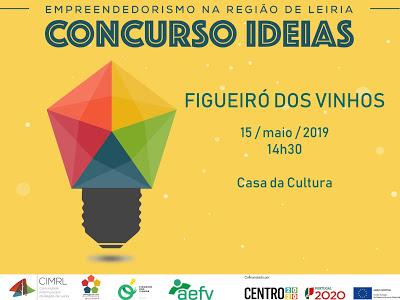 """""""Empreendedorismo nas Escolas"""" – Concurso de Ideias em Figueiró dos Vinhos"""