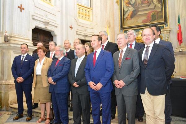 Pombal | Município pombalense participa em investimento de 1 milhão de euros para reunir obra completa do Marquês de Pombal