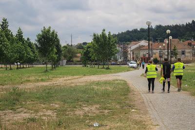 O Município de Águeda volta uma vez mais a mostrar uma forte preocupação com a segurança dos peregrinos.