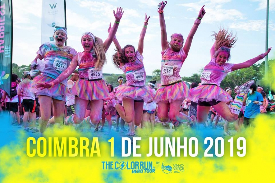 Evento | Color Run em Coimbra