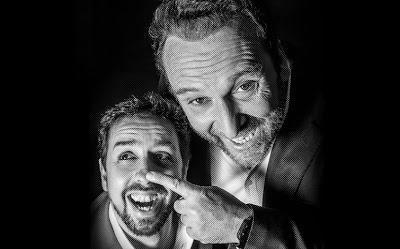Vouzela | Iniciativa realiza-se a 31 de maio, Manuel Marques e Eduardo Madeira trazem espetáculo de stand-up comedy a Vouzela