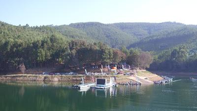 Pampilhosa da Serra | Barragem do Cabril acolhe provas do Circuito de Pesca Embarcada ao Achigã