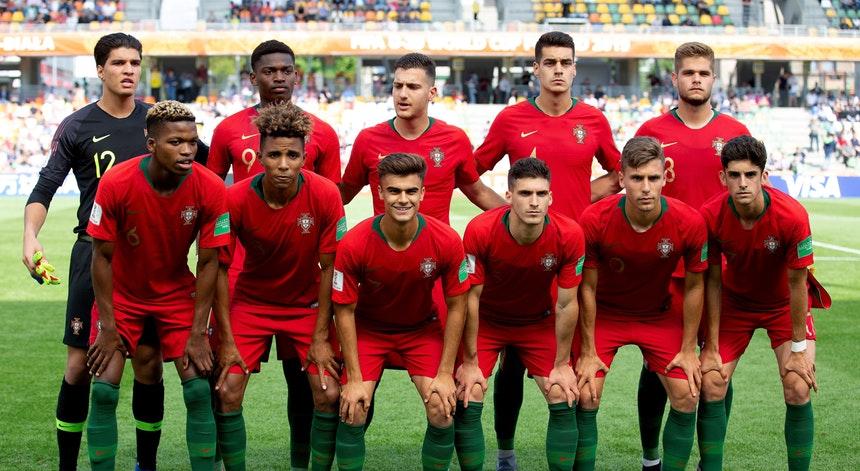 Desporto   Mundial sub-20: Portugal estreia-se com triunfo sobre a Coreia do Sul