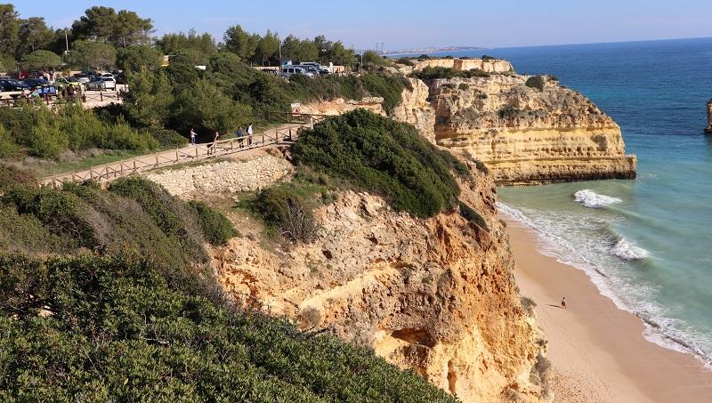 Algarve | Hotéis promovem caminhada