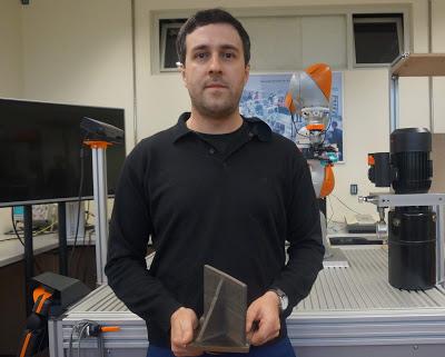 Coimbra | FCTUC participa em consórcio europeu que pretende industrializar a impressão 3D de metais