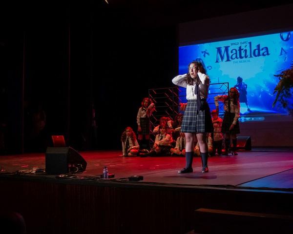 Cineteatro de Anadia mostrou jovens talentos