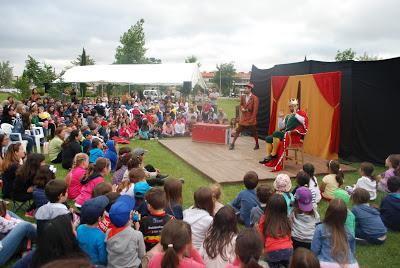 Cantanhede | Sábado, dia 1 de junho Festa da Criança vai invadir o Parque de S. Mateus