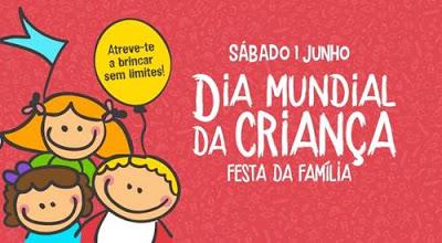 Estarreja | O melhor presente do Dia Mundial da Criança: a Festa da Família em Estarreja
