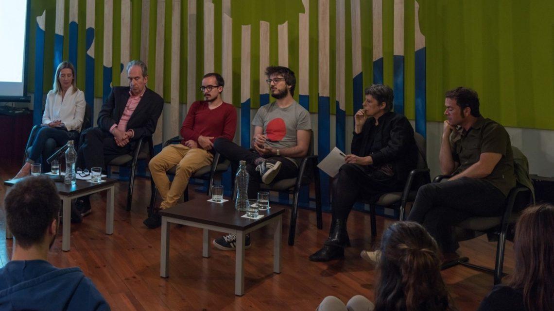 Figueiró dos Vinhos   Rede Cultura 2027 Prelúdio de Ideias em 9 Andamentos Figueiró dos Vinhos refletiu Cinema e Audiovisual