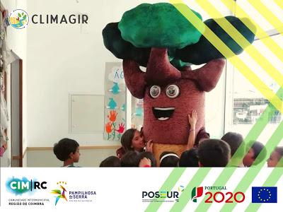 Projeto ClimAgir em Pampilhosa da Serra para expor realidade das alterações climáticas