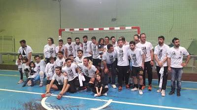 Desporto | Um feito inédito no Futsal de Aveiro – AD DE BAIRROS SAGROU-SE CAMPEÃO DISTRITAL E ASSEGURA PRESENÇA NA 2ª DIVISÃO NACIONAL
