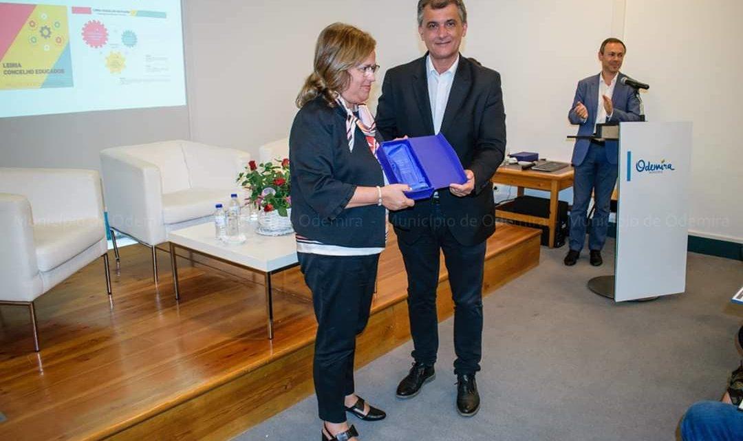 Leiria | Projeto Educativo Municipal arrecada Menção Honrosa do Prémio de Boas Práticas