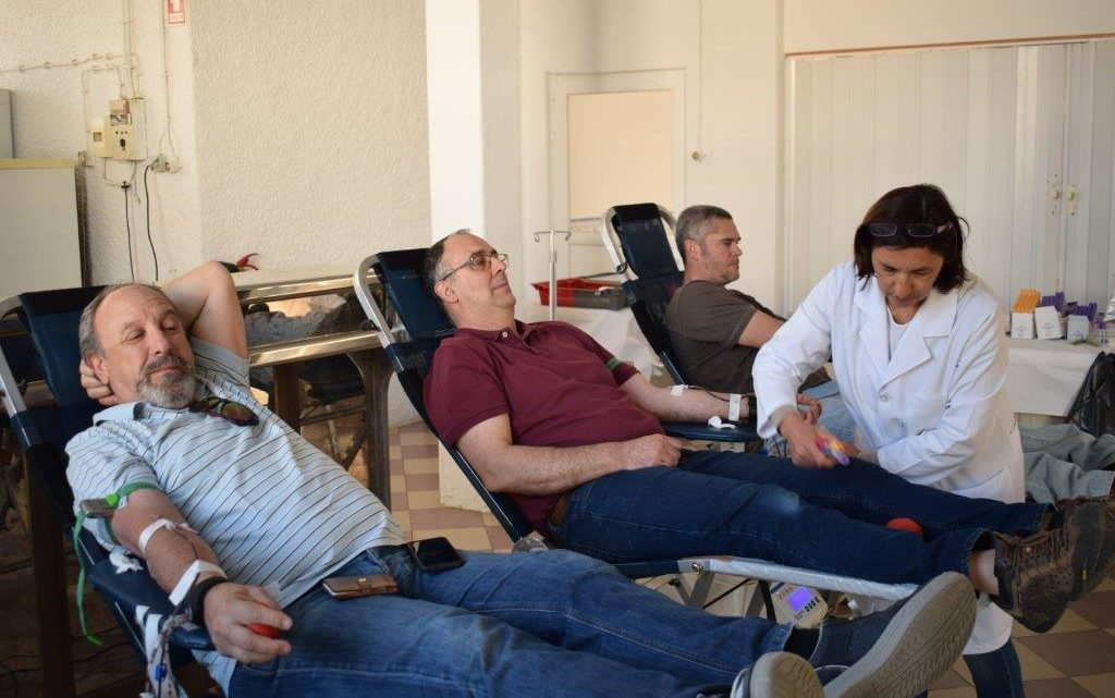 Portalegre | No Crato 28 compareceram para doar sangue