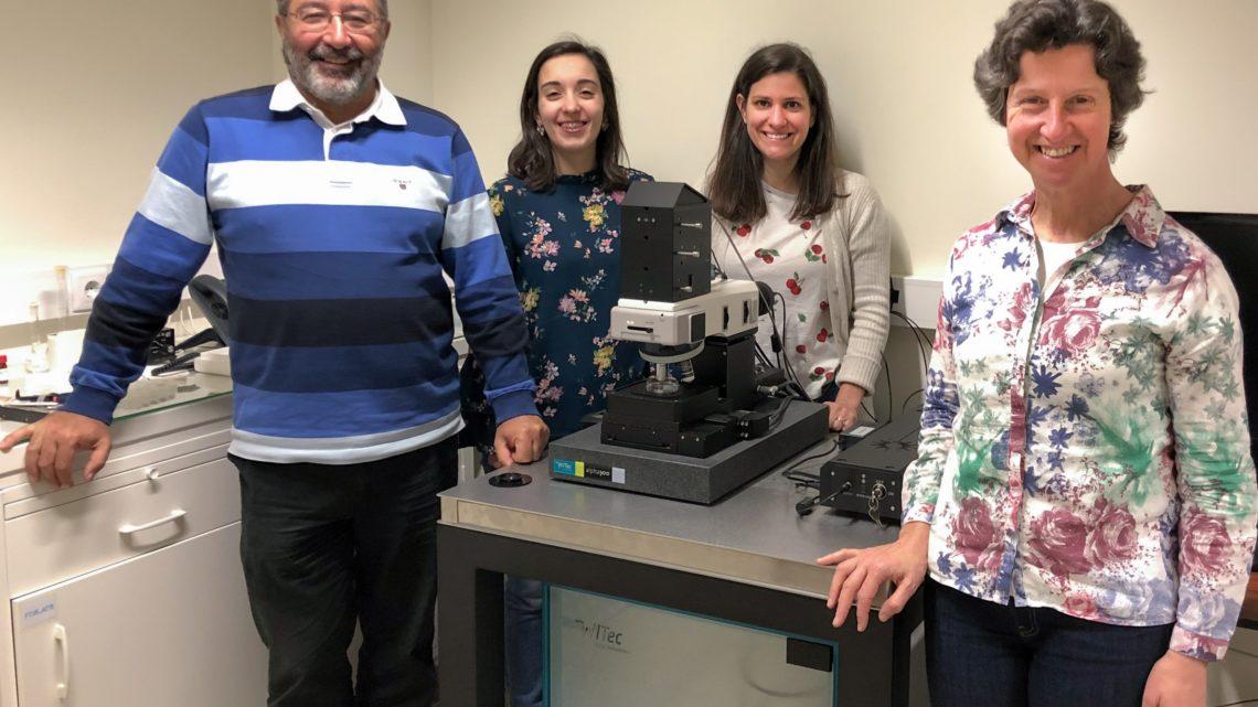 Ciência | Centro de investigação europeu distingue estudo da FCTUC que visa desenvolver novos fármacos para o tratamento de cancro