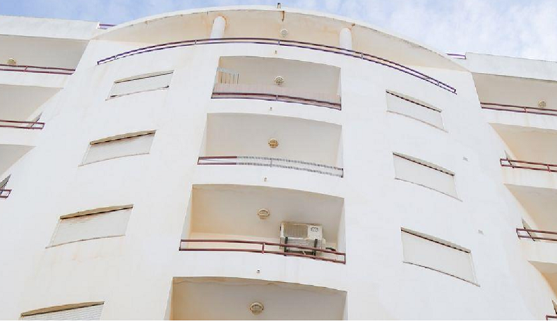Câmara de Loulé lança concurso para resolver o problema do edifício Austral