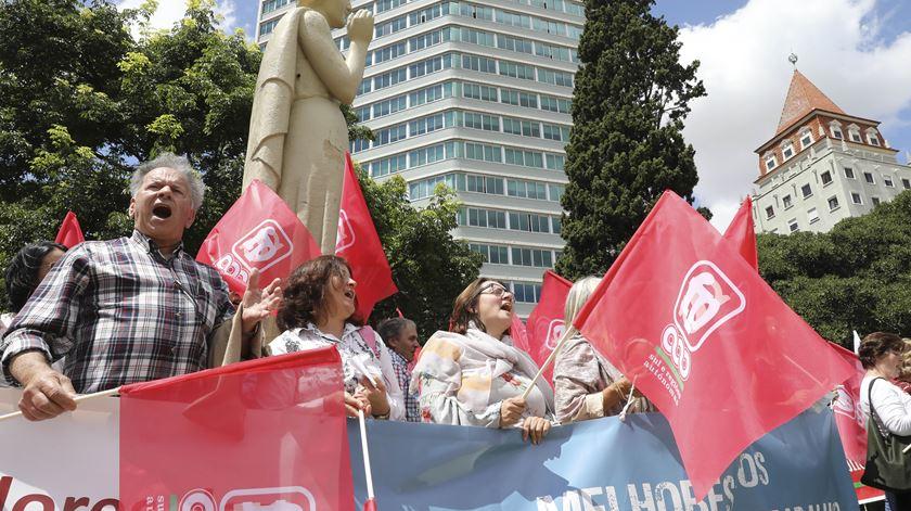 Acordo para aumento salarial dos trabalhadores do setor social pode estar por dias