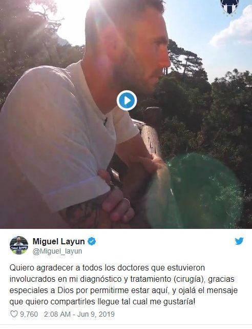 Saúde | A luta de Layún, ex-F.C. Porto, contra o cancro