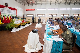"Moçambique | ""Al Sabaab"" moçambicano surgiu na RD Congo, segundo Comandante-Geral da PRM"