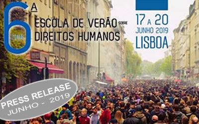 COPIC – Conselho Português de Igrejas Cristãs   Escola Internacional de Direitos Humanos
