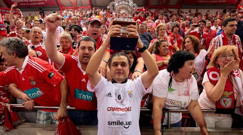 Desporto | Benfica sagra-se campeão nacional de futsal