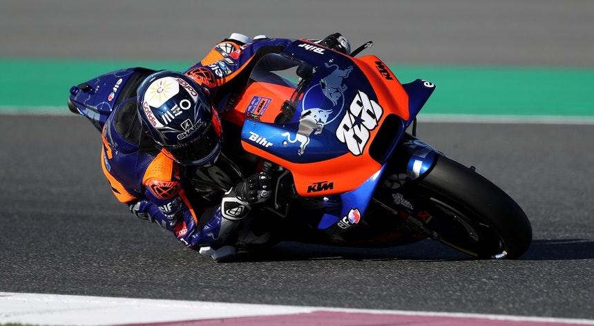 Desporto | Miguel Oliveira em 16.º no Grande Prémio de Itália de MotoGP