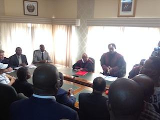 Moçambique | Gerais 2019: candidaturas a Presidente de Moçambique até 16 de Julho