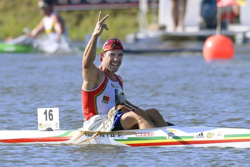 Desporto | Canoísta Fernando Pimenta arrecada 'ouro' na Taça do Mundo de velocidade