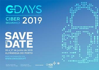 Porto | Cibersegurança e as PME | A cidade do Porto recebe a 5ª edição do C-DAYS 2019 | dias 26 e 27 de junho
