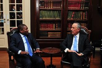 Moçambique | Presidente Nyusi realiza segunda visita de Estado à Portugal em Julho