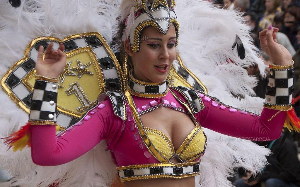 Região de Aveiro | 10º Troféu Nacional de Samba: as cores dos melhores carnavais juntam-se em Estarreja