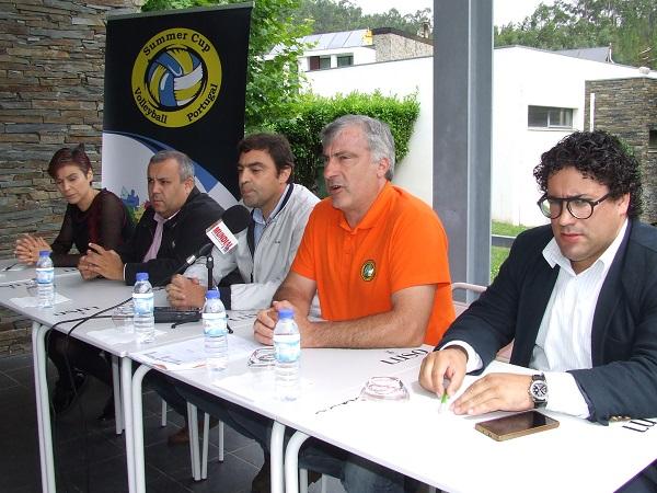 Doze países e mais de 2.000 participantes no XX Summer Cup Volleyball