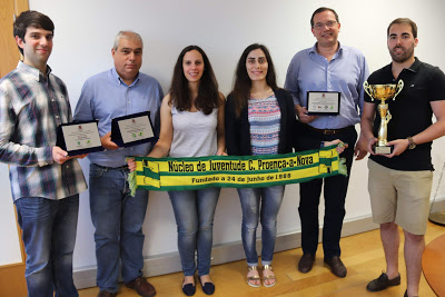 Proença-a-Nova | 2018/2019 foi de consolidação do projeto de futsal do Núcleo de Juventude