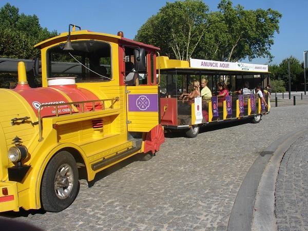 Anadia com comboio turístico