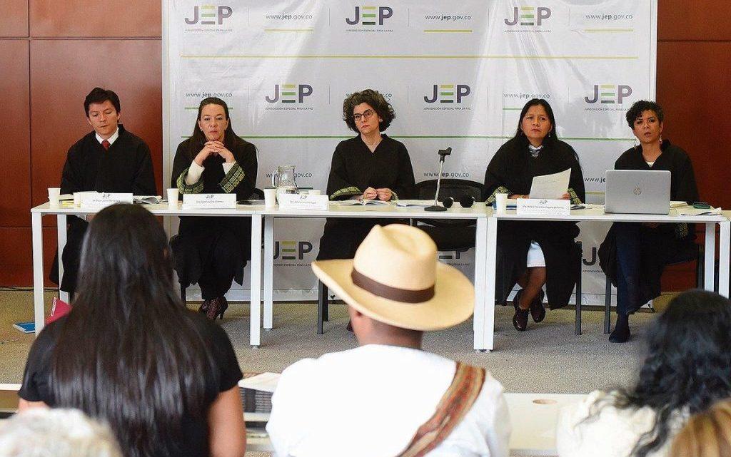 Mundo | Tribunais colombianos tiram a máscara e proclamam a impunidade das FARC