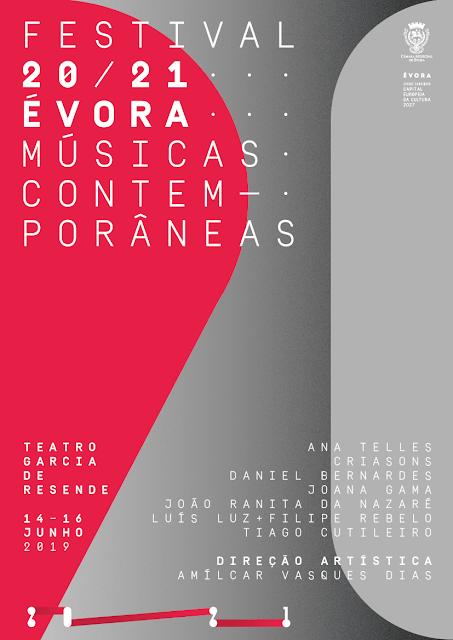 Alentejo | FESTIVAL 20.21 TRAZ DE NOVO A MÚSICA CONTEMPORÂNEA A ÉVORA Caixa